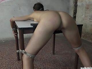 Spank slave story