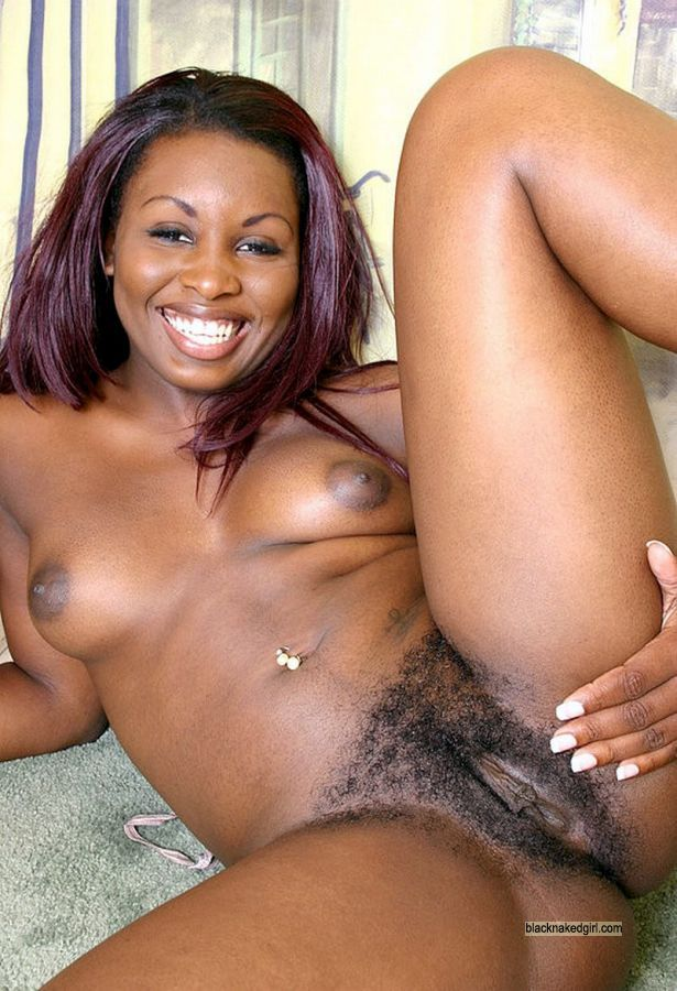 Girl nackt african Afro porn