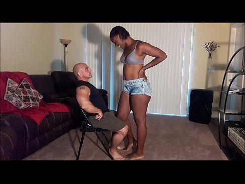 Black W. reccomend daughter grinds dad