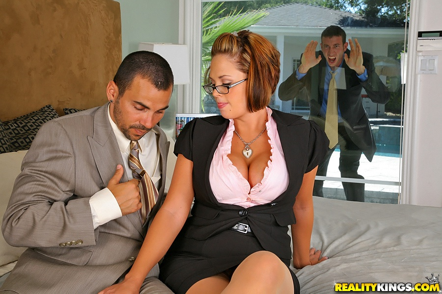 Office caught