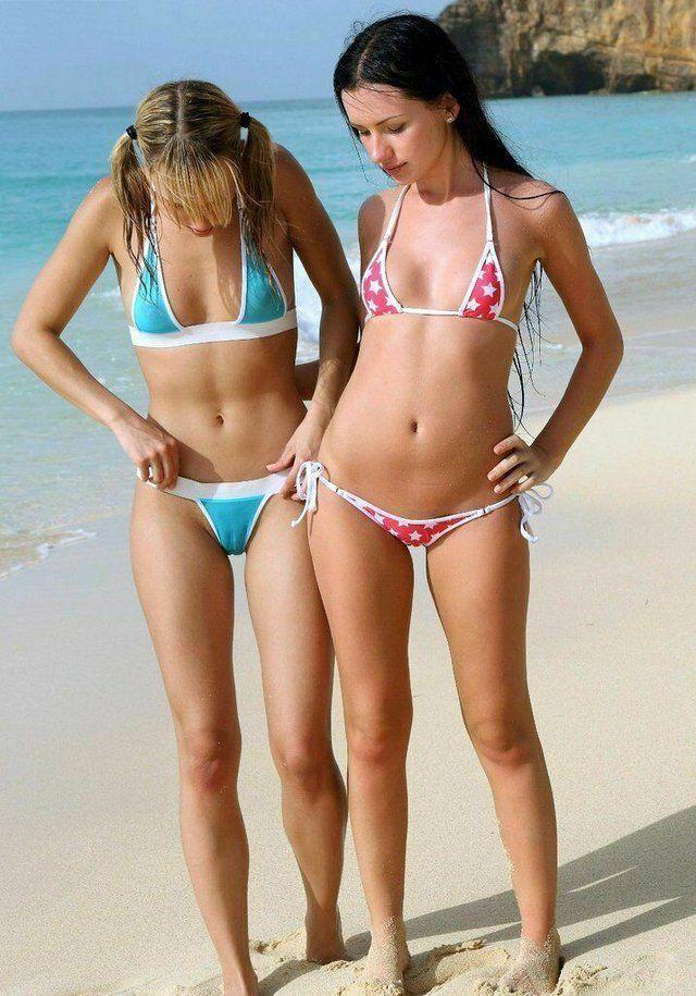 Cameltoe swimsuit Celebs Are