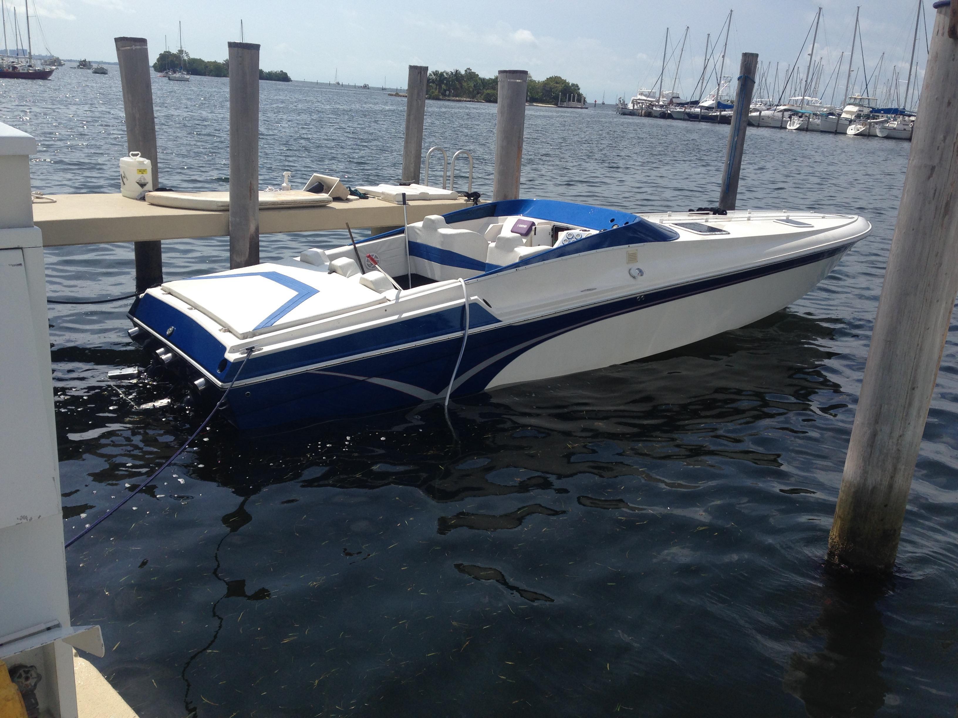 Hustler boat prop