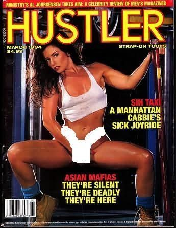 Mustang reccomend Hustler vs playboy