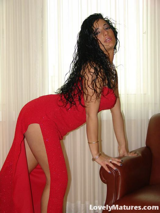 Hot tease dress