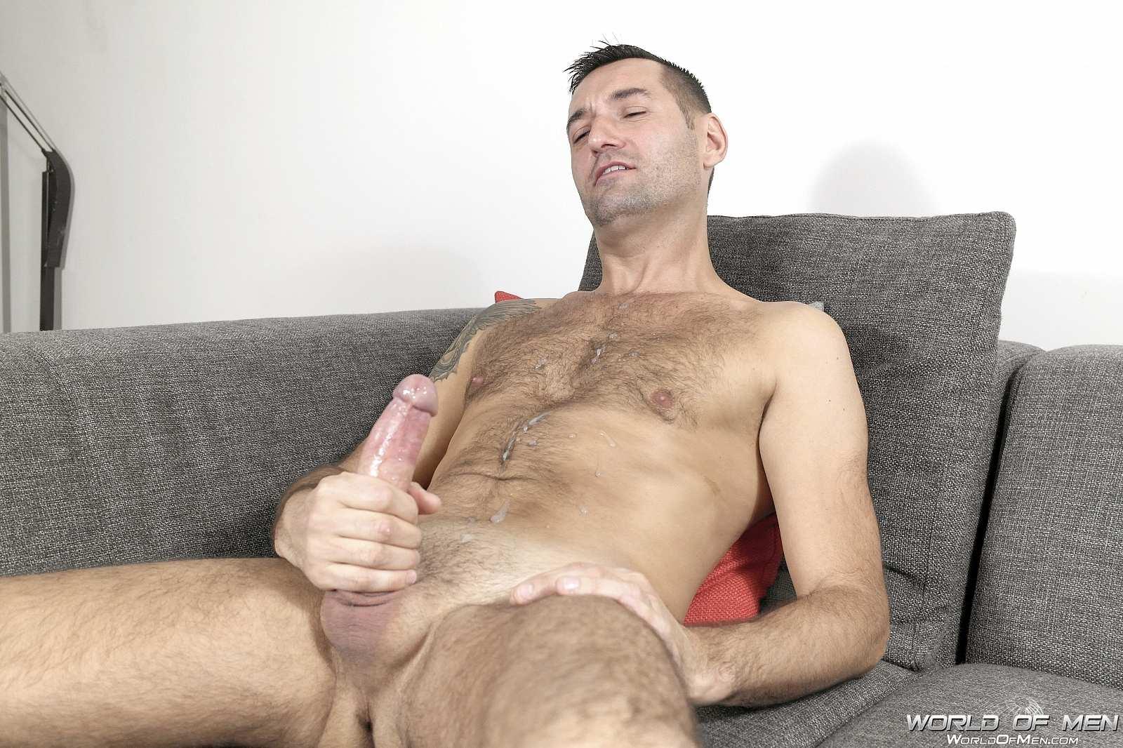 Man male cum jack masterbate - gay