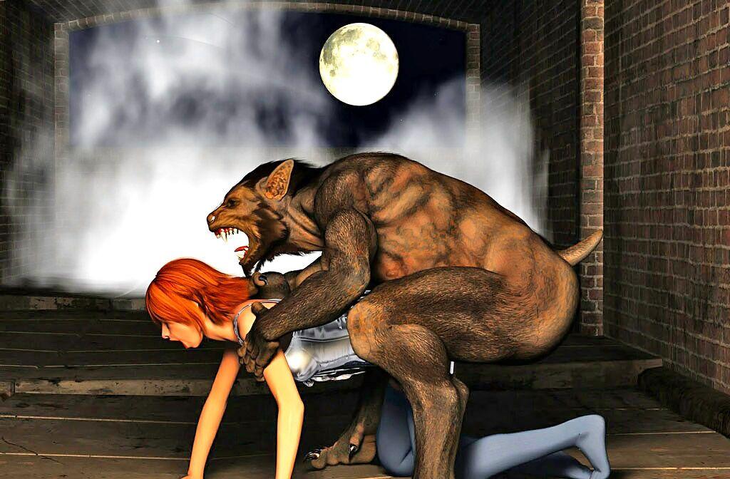 Walpurgis night full moon orgy