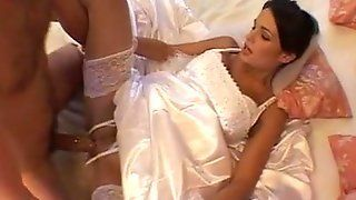 best of Brides in pantyhose Cheating
