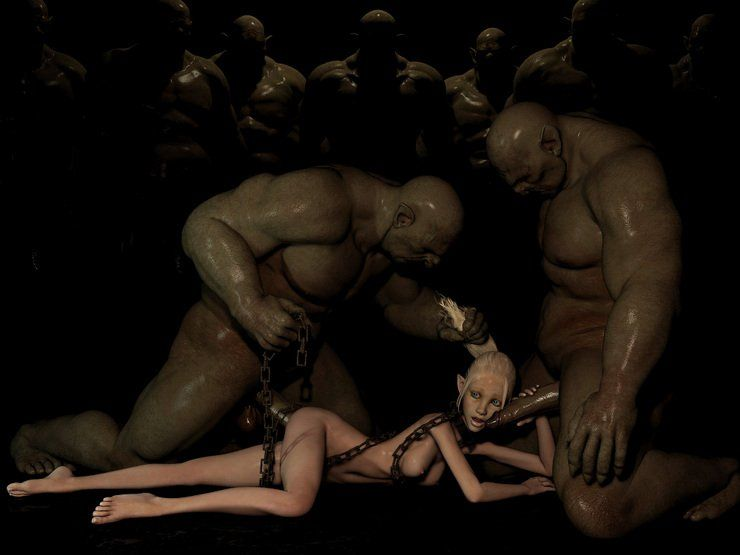 best of Orc gangbang 3d