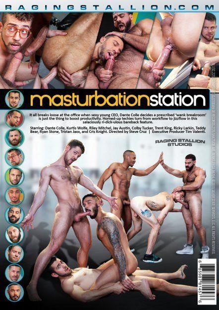 Gay masturbation dvd