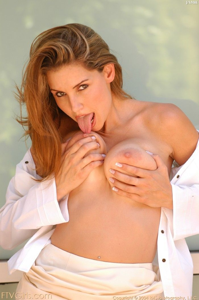 best of Own nipples Woman licking her