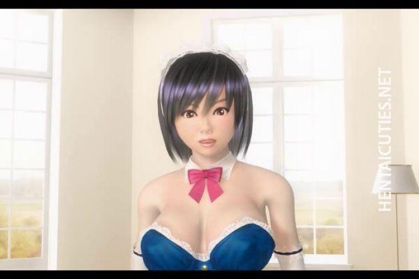 3d maid fetish