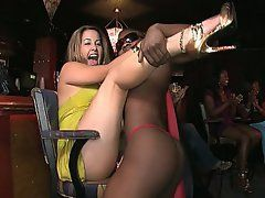MOFOS - Euro girl Regina Moon shows off her big tits.