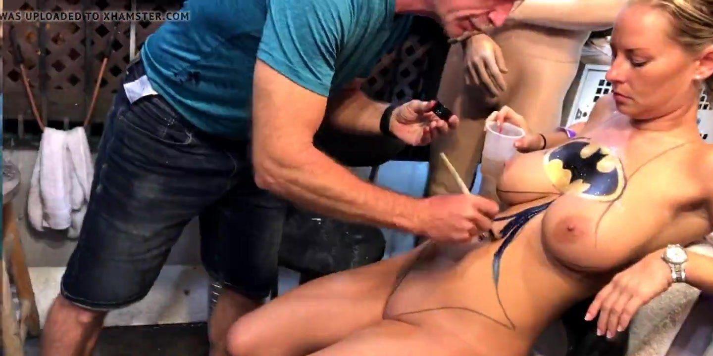 Beautiful boobs naked festavel