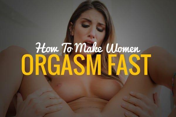 best of Quick orgasm girl