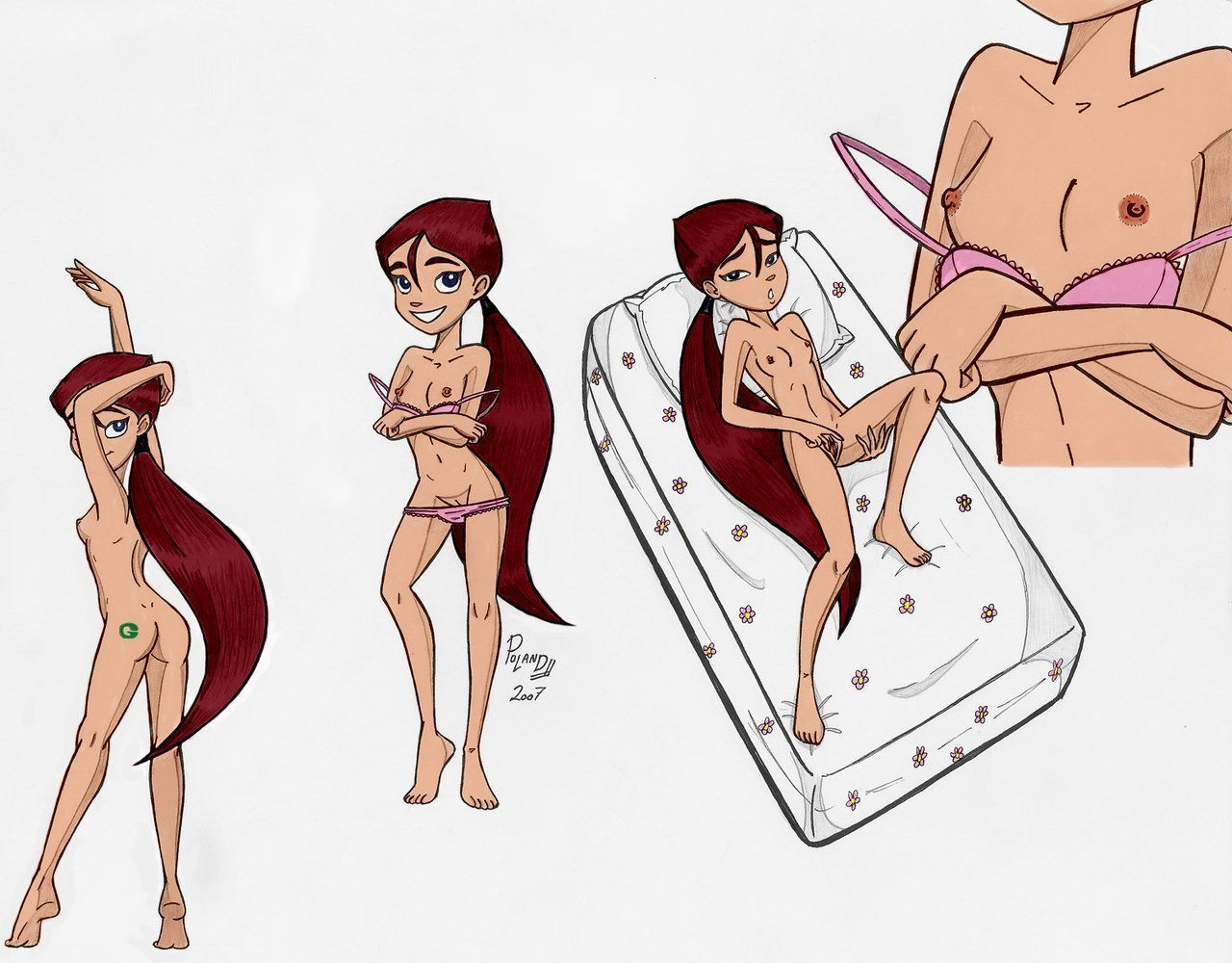 Cartoon network girls nude xbooru