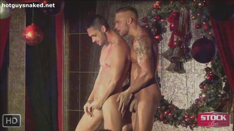 Hot male stripper clip