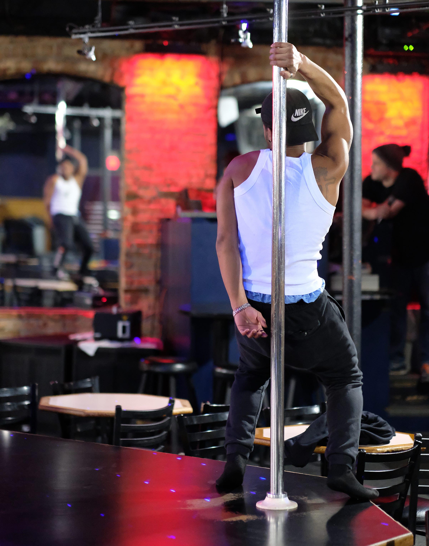 Mammoth reccomend Johnson floor stripper
