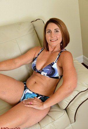 Rain D. reccomend Older redhead in bikini