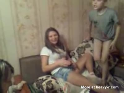 Lobster recommendet I Love My Tight Gymnast Step Sister - Katie Kush - Family Therapy.