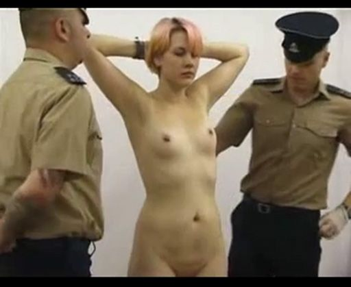 Jungle M. reccomend Wife strip searched