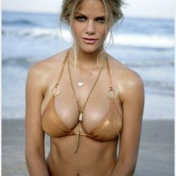 Engine reccomend Xxx pictures of brooklyn decker