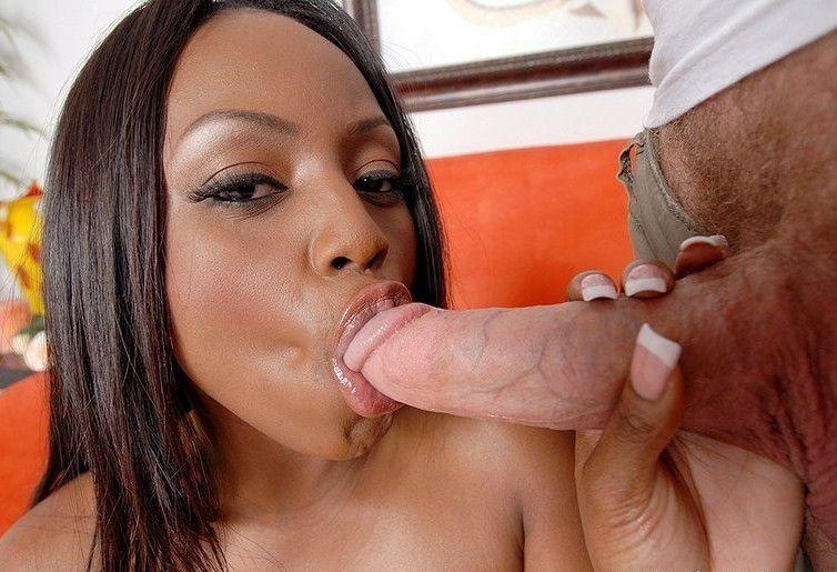 Nude girls sucking a mans dick
