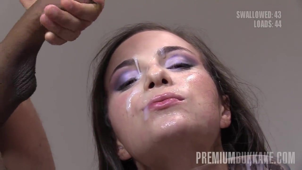 Bbc cum loads swallow