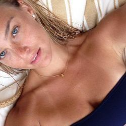 Nude photos of bar refaeli
