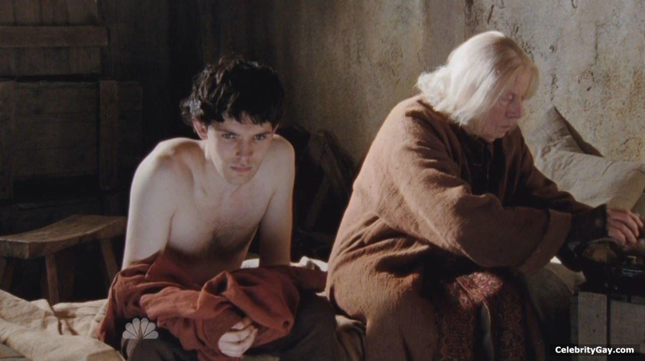 Earth E. reccomend Colin morgan naked porn