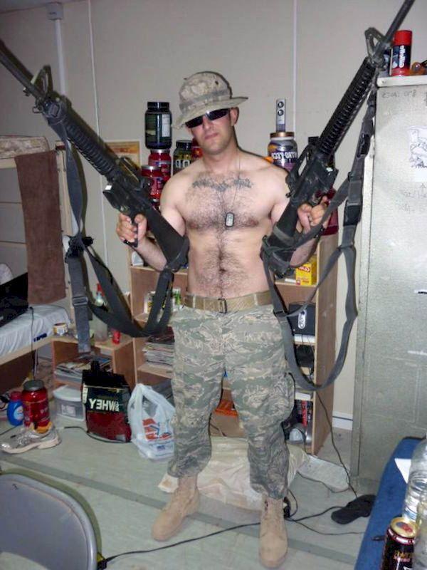 Military gay sex blog