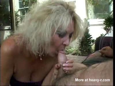 Mature nude blow job