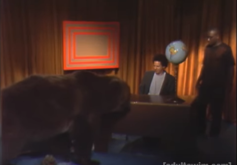Good D. recommendet Grizzly bear adult swim music
