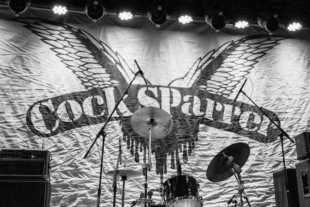 Captain J. reccomend punk Cock sparrer