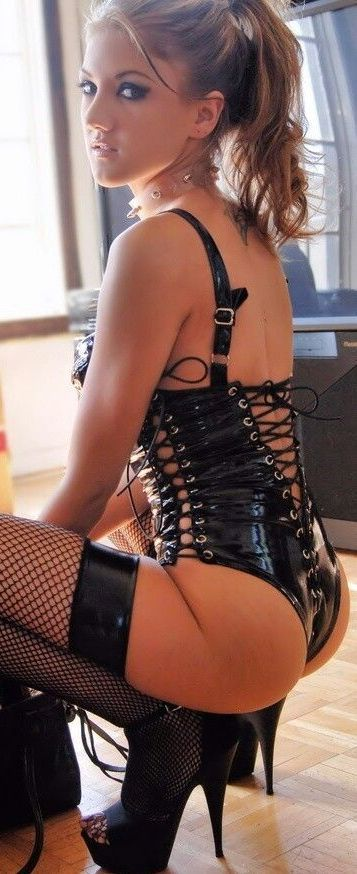 Hot girls in corsets