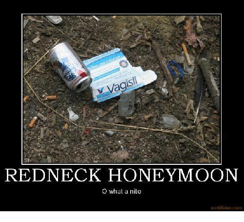 Champ recommendet honeymoon jokes Redneck