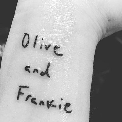 Niece and nephew tattoos