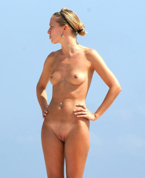 Sexy girls on beach doing sex