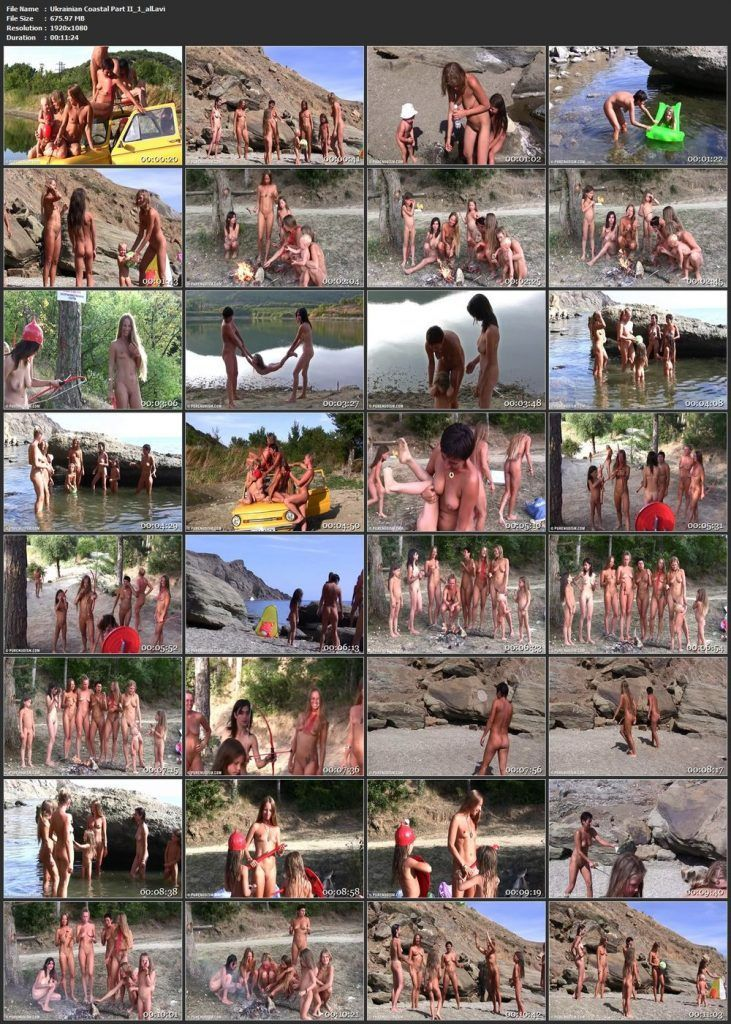 best of Sun beach nudist ukrainian coast