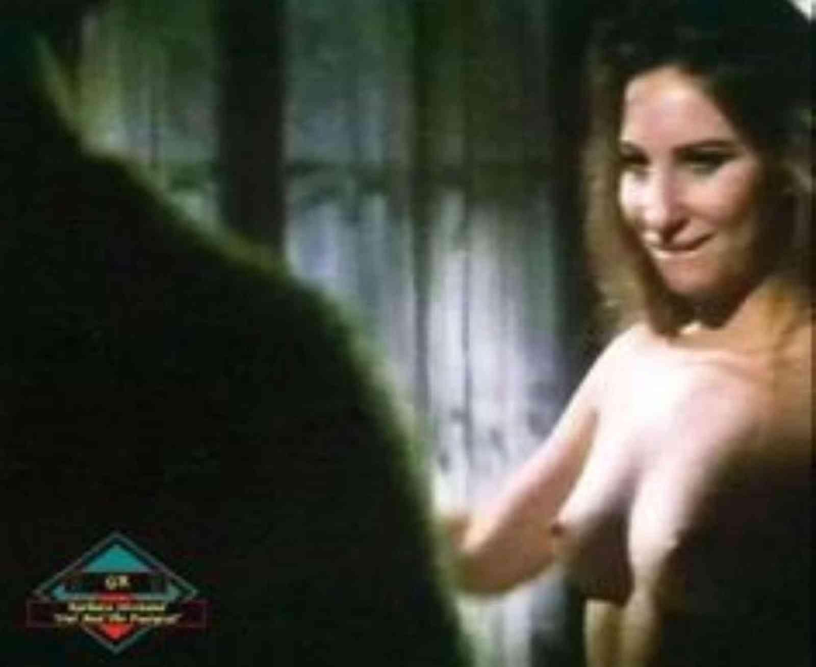 best of Streisand upskirt Barbara