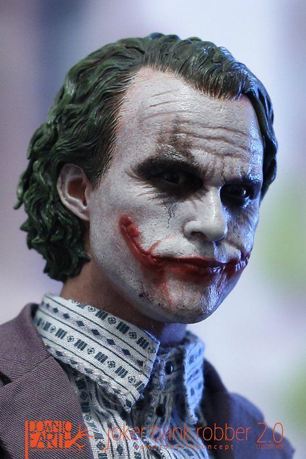 Squeak reccomend Bank robber joker figure