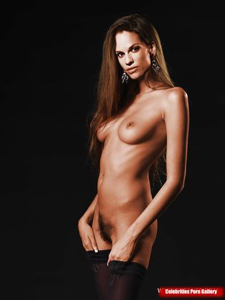 Good D. reccomend Hilary swank naked fakes