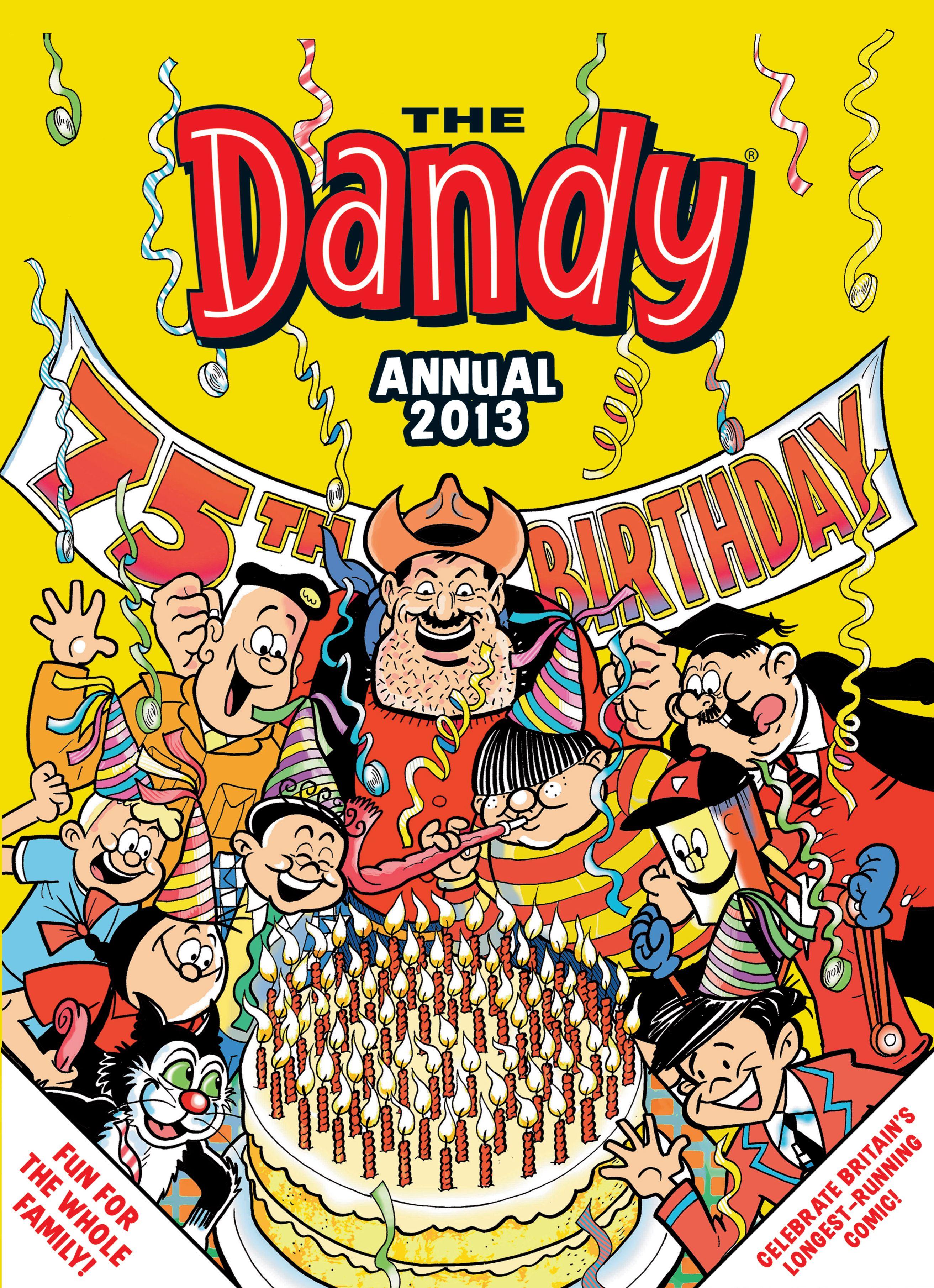 Frost reccomend Beano dandy history fun