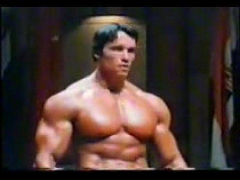 Miss reccomend Arnold photo with bikini