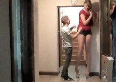 Really tall women anal