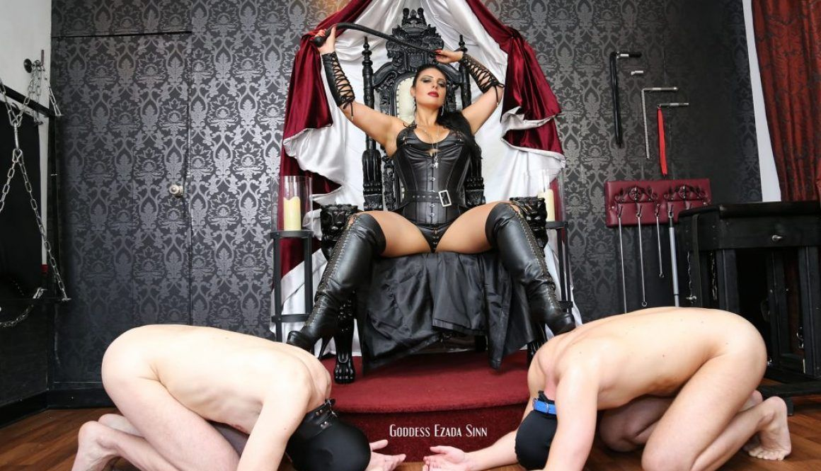 best of Domination senarios Female
