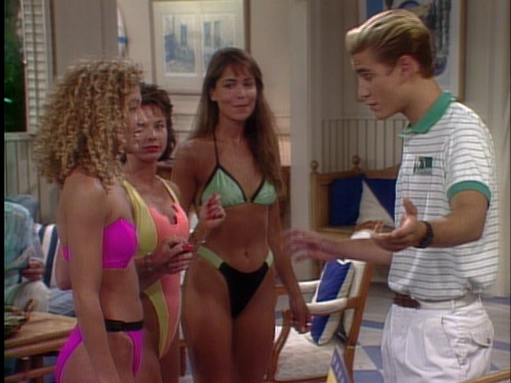 Saved by the bell stars nude