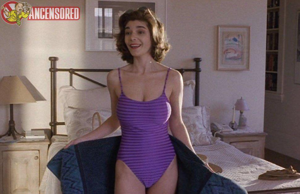 Bandicoot reccomend Laura san giacomo real or fake breasts