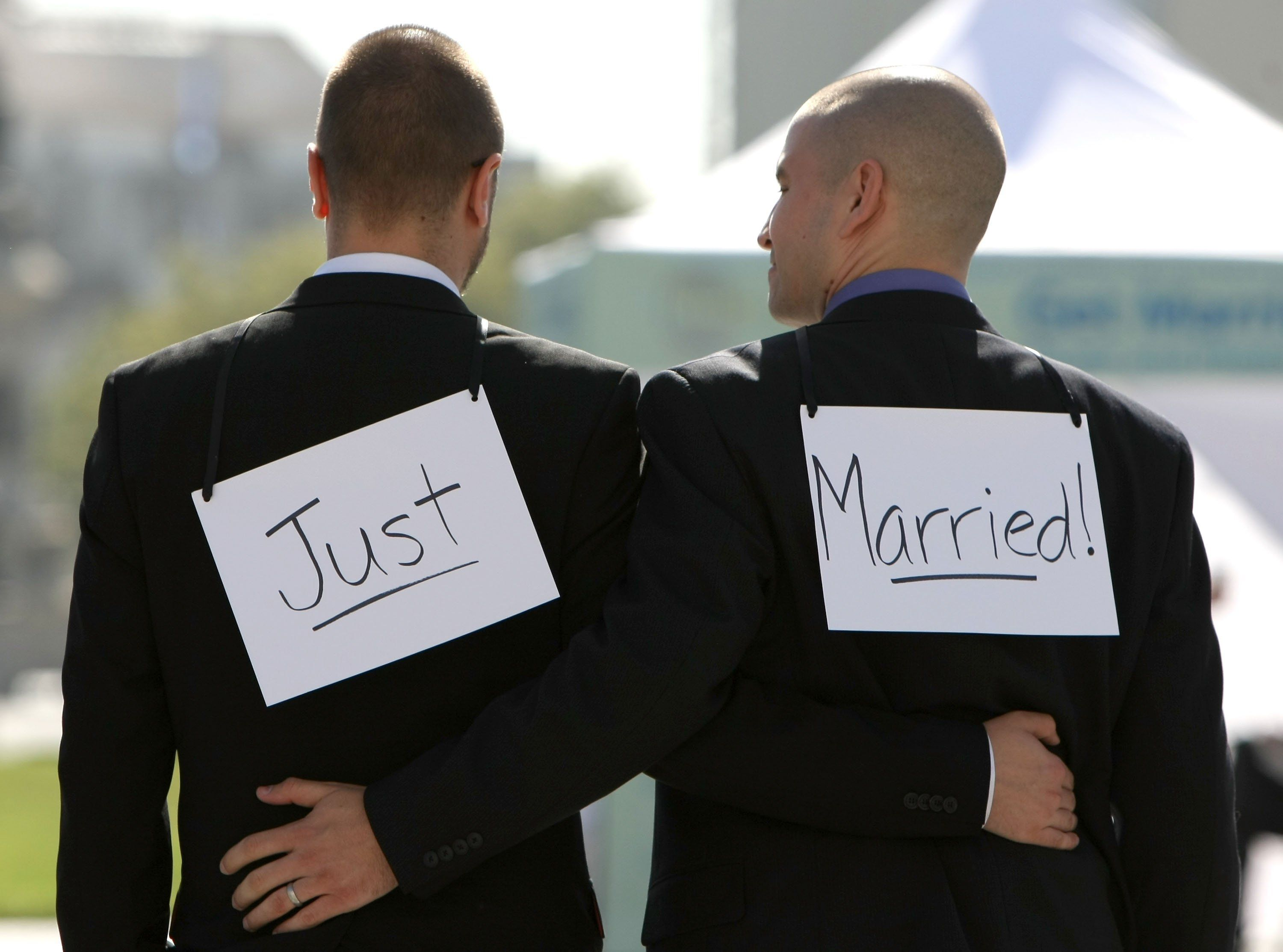 Gay and lesbian marriage rights