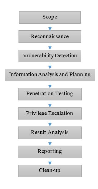 Jasper reccomend Assessment penetration test vulnerability