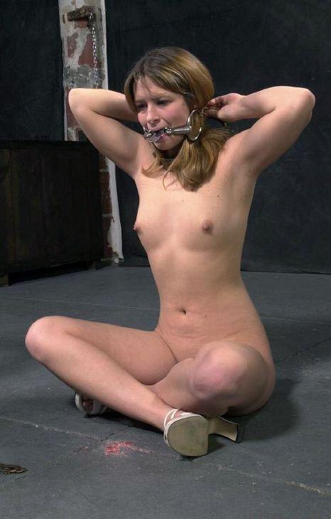 Nude bdsm women
